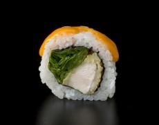 Острые суши с курицей 5тк