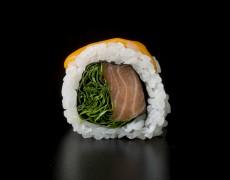 Острые суши с лососем 5тк