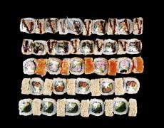 Suur sushi vaagen 50tk