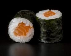 Salmon maki 6pcs