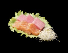 Mixed sashimi (80 g)