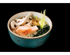 Суп с лососем (150 мл)